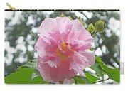 Bedazzled By The Light Louisiana Confederate Rose Carry-all Pouch