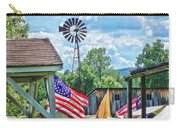 Bedford Village Pennsylvania Carry-all Pouch