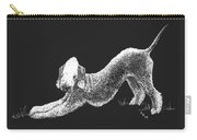 Bedlington Terrier Carry-all Pouch