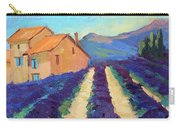 Bedoin - Provence Lavender Carry-all Pouch