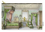 Bedroom In The Renaissance Style Carry-all Pouch