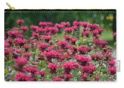 Bee Balm Bounty Carry-all Pouch