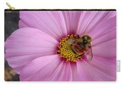 Bee Cosmos Carry-all Pouch