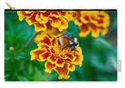 Bee My Friend Miss Marigold Carry-all Pouch
