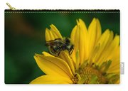 Bee On A Quest Carry-all Pouch