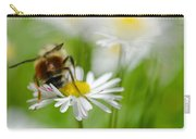 Bee The Daisy Carry-all Pouch