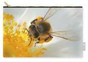 Bee-u-tiful Squared Carry-all Pouch