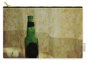 Beer Bottle On Windowsill Carry-all Pouch