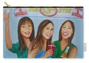 Beer Pong Champs Carry-all Pouch