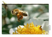 Bee's Feet Carry-all Pouch