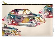 Beetle Car Carry-all Pouch by Mark Ashkenazi