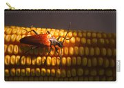 Beetle On Corn Ear Carry-all Pouch