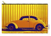 Beetle Pop Gold Carry-all Pouch