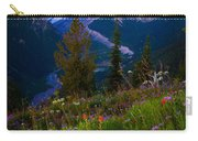 Before Dawn At Mount Rainier Carry-all Pouch