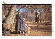 Before The Battle For Socorro Carry-all Pouch