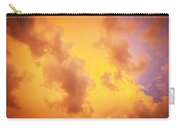 Before The Storm Clouds Stratocumulus 10 Carry-all Pouch