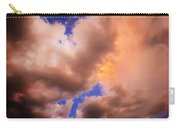 Before The Storm Clouds Stratocumulus 5  Carry-all Pouch