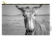 Begging Burro Carry-all Pouch