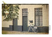 Begijnhof Bicycle Carry-all Pouch