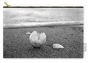 Beginnings Black And White Carry-all Pouch