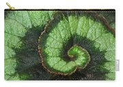 Begonia Leaf 2 Carry-all Pouch