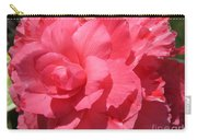 Begonia Named Non-stop Pink Carry-all Pouch