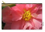 Begonia Named Nonstop Pink Carry-all Pouch