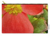 Begonia Volumia Carry-all Pouch