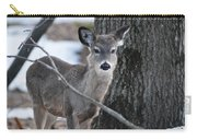 Behind A Branch Carry-all Pouch