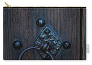 Behind Locked Doors Carry-all Pouch
