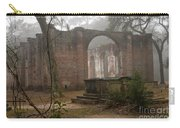Behind Old Sheldon Church Carry-all Pouch