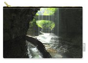 Behind Rainbow Falls Carry-all Pouch