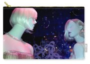 Bejeweled Blondes Carry-all Pouch