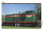 Belfast And Moosehead Lake Railroad Maine Img 6151 Carry-all Pouch