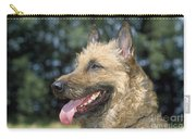 Belgian Laekenois Dog Carry-all Pouch