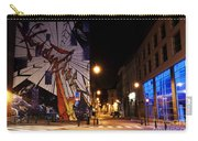 Belgium Street Art Carry-all Pouch by Juli Scalzi