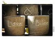 Believe In Love - Photography By William Patrick And Sharon Cummings Carry-all Pouch