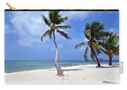 Beautiful Belize Palms Carry-all Pouch