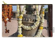 Bell At The Temple Of The 64 Yoginis - Jabalpur India Carry-all Pouch