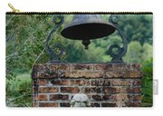 Bell Brick And Statue Carry-all Pouch