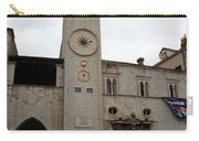 Bell Tower At Luza Square Carry-all Pouch