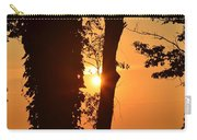 Bella Vista Sunset 3 Carry-all Pouch