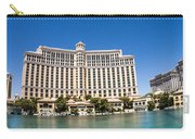 Bellagio Resort And Casino Panoramic Carry-all Pouch