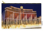 Bellagio Water Show Carry-all Pouch