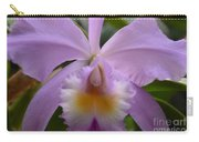Belle Isle Orchid Carry-all Pouch