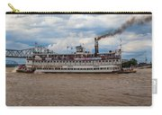 Belle Of Louisville Carry-all Pouch