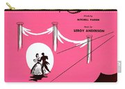 Belle Of The Ball Carry-all Pouch