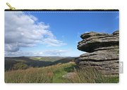 Bellever Tor On Dartmoor Carry-all Pouch