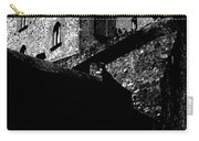 Bellinzona Castle Bw Carry-all Pouch
