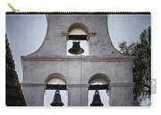 Bells Of Mission San Diego Too Carry-all Pouch